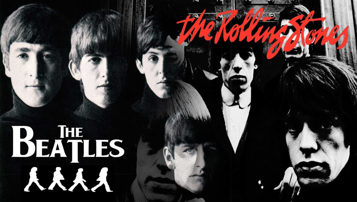 BEATLES vs ROLLING STONES
